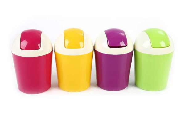 Pet-food-container Teach You Choosing Plastic Dustbin