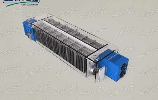 What's the Types of Food Processing Machine