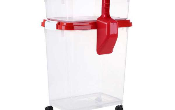Different Types of PET Food Containers