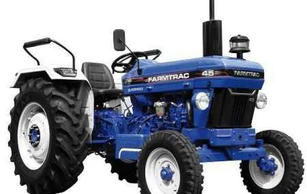 Farmtrac 45 in India - Top Feature, Tractor Price & Review