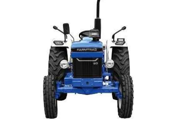 Farmtrac 60 - Tractor with all venerable Technology